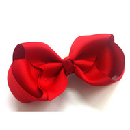 CLIP BOW RED