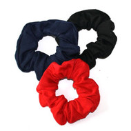 (SWS3530) COTTON SCRUNCHIE 3PCS