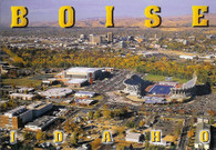 Boise State University Bronco Stadium & Taco Bell Arena (00M0052)