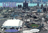 Comerica Park & Ford Field (D-57)