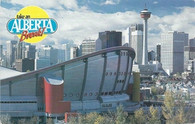 Saddledome (No# Travel Alberta)