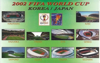 2002 FIFA World Cup Stadiums (Japan) (GRB-1092)