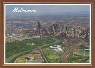 Melbourne Cricket Ground (BG 312)