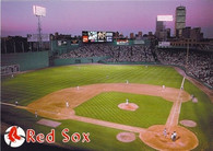 Fenway Park (K-37, 33435 Red Sox title)