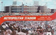 Metropolitan Stadium (G-73, 98818-B)