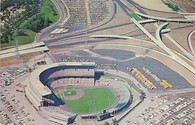 Milwaukee County Stadium (324Z, 53491-B)
