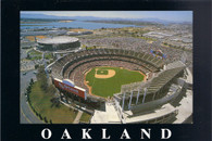 Network Associates Coliseum & Oracle Arena (AVP-Oakland)