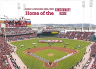 Great American Ball Park (No# Scotts Lawn Products)