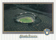 Milwaukee County Stadium (1993 Sunburst)