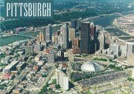 Mellon Arena & Three Rivers Stadium (GSP-400)