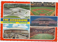 Astrodome (3 deckle)