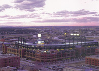 Coors Field  (1998 Rockies Issue 3)
