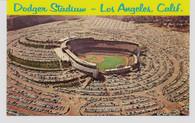 Dodger Stadium (P88600 yellow border)