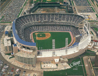 U.S. Cellular Field (4-18-91 Maenza)
