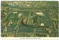 Los Angeles Memorial Coliseum & Los Angeles Memorial Sports Arena  (CL.107, 4ED-554)