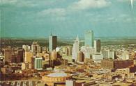 Dallas Convention Center Arena (No# Aerial Color)