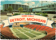 Cobo Hall Arena (9037-2, 63345-D-2)