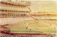 Yankee Stadium (No# Painting by Varnak (chrome))
