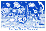 Cleveland Municipal Stadium (L&B Images)