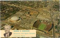 Jacksonville Municipal Stadium, Jacksonville Veterans Memorial Arena and Sam W. Wolfson Baseball Park (56229-B)