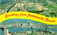 Jacksonville Municipal Stadium, Jacksonville Veterans Memorial Arena and Sam W. Wolfson Baseball Park (P308224)