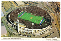 Memphis Memorial Stadium (M-118, B7244)