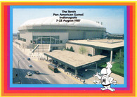 Hoosier Dome (Pan American Games)