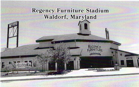 ... Regency Furniture Stadium (RA Waldorf). Image 1