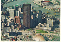 Mellon Arena & Three Rivers Stadium (MG-116, 295055)