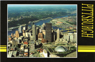 Mellon Arena & Three Rivers Stadium (96057)