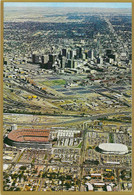 Mile High Stadium & McNichols Sports Arena (D-140 gold)