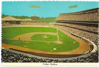 Dodger Stadium (CL.29, D-16856 deckle)