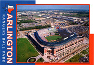 Rangers Ballpark (PC57-DAL 1268 variation)