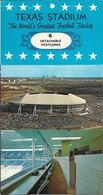 Texas Stadium (6 Card Souvenir Strip)