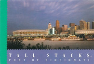 Riverfront Stadium & U.S. Bank Arena (No# Tall Stacks)