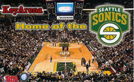 Key Arena (Sonics Issue)