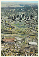 Mile High Stadium & McNichols Sports Arena (D-140 white)