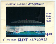Astrodome (6 Giant Astrocards)