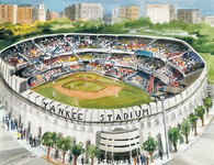 Yankee Stadium (Painting the Town)
