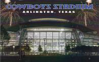 Cowboys Stadium (D-154, PC38-122)