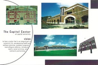 The Capital Center & Bernlohr Stadium (No# Capital University 3)