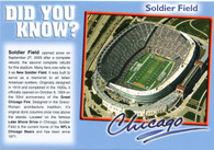 Soldier Field (PCE57-CH 1398)