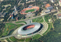Donbass Arena & Old Shakhtar Stadium (WSPE-789)