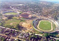Estadio Olimpico Jaime Morón León & Estadio Once de Noviembre (WSPE-387)
