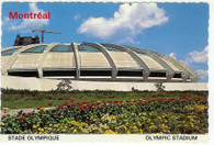 Olympic Stadium (Montreal) (79195-D deckle)
