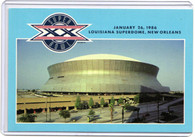 Louisiana Superdome (Super Bowl XX)