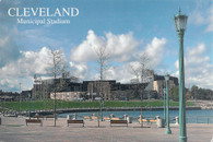 Cleveland Municipal Stadium (CLE-1046 (title left))
