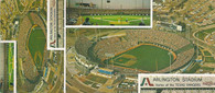 Arlington Stadium (No# booklet (same as AW-4A))