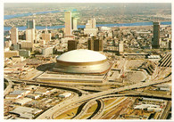 Louisiana Superdome (PG-13, 113850)
