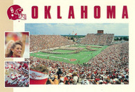 Gaylord Family Oklahoma Memorial Stadium (S-2076)